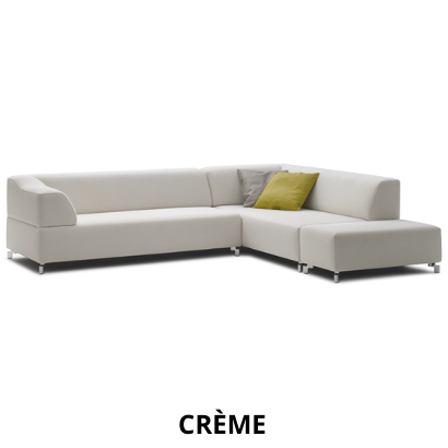 Crème showroommodel
